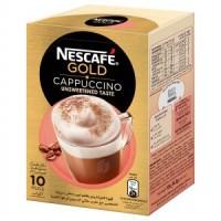 نسكافيه جولد قهوة كابوتشينو