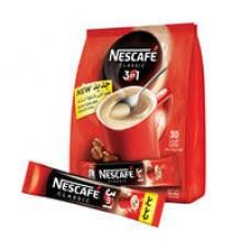 نسكافيه 3 في 1 قهوة سريعة التحضير كلاسيك 20 جرام × 40 ظرف