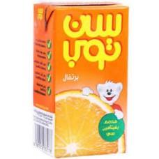 سن توب عصير برتقال 250 مل