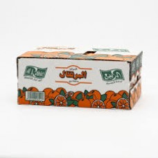 كرتون شراب الربيع برتقال 125 مل × 18
