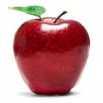 تفاح احمر1 كيلو