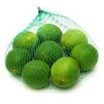 ليمون صغير اخضر