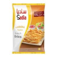 بطاطس مقلية ساديا 2.5 كيلو