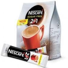 نسكافيه قهوة سريعة التحضير 2 في 1 خالية السكر- 25 كيس
