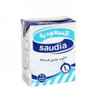 حليب السعودية كامل الدسم 200 مل