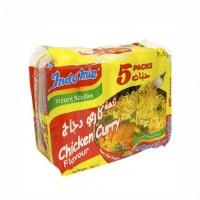 اندومي كاري الدجاج 5 حبات