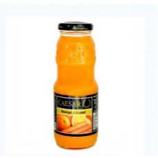 عصير سيزر برتقال وجزر 250 مل