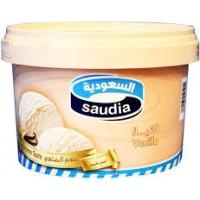 ايسكريم السعودية فانيليا 500مل