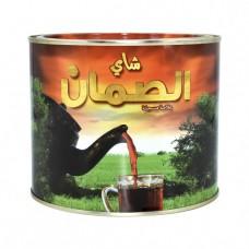 شاي الصمان اورق كاملة دائري 360 جرام