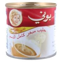 حليب مبخر كامل الدسم بوني 170 جرام