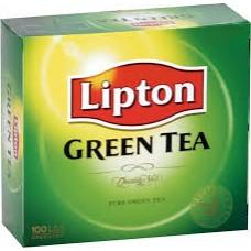 شاي ليبتون اخضر ليمون خيط 100حبه